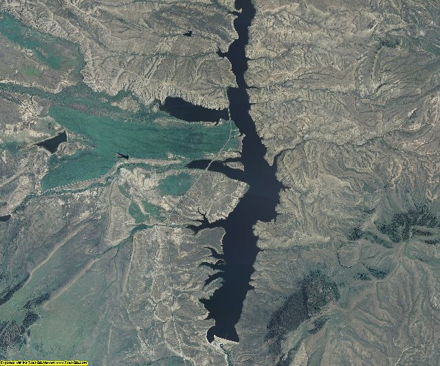 Grand County, Colorado aerial photography