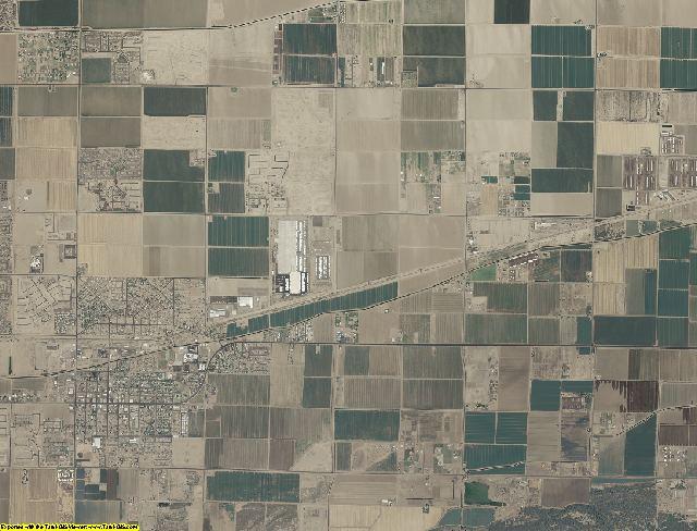 Maricopa County, Arizona aerial photography