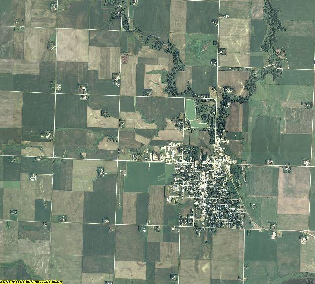 Murray County, Minnesota aerial photography