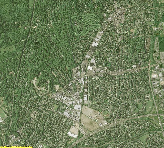 Nassau County, New York aerial photography