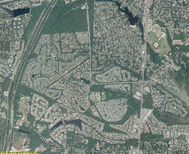 Ocean County, New Jersey aerial photography