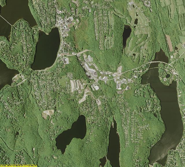 Putnam County, New York aerial photography