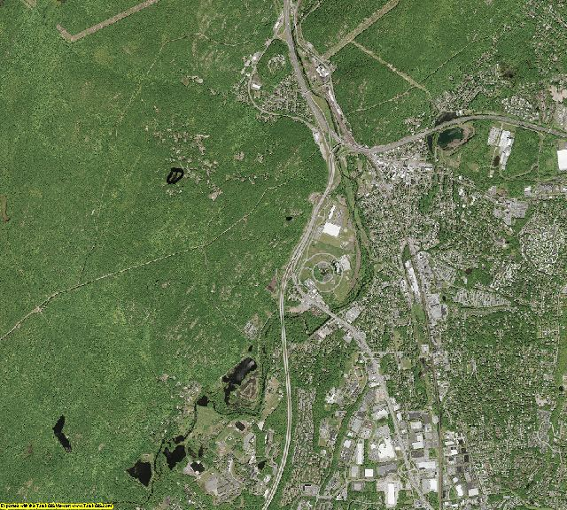 Rockland County, New York aerial photography