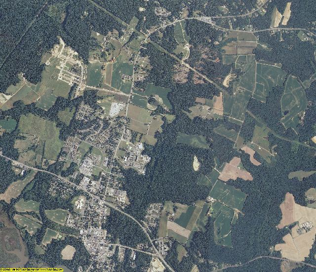 St. Mary's County, Maryland aerial photography