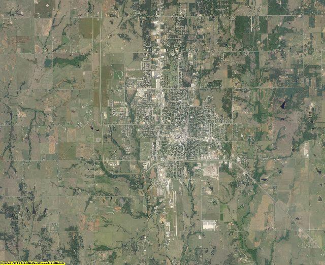Oklahoma aerial photography