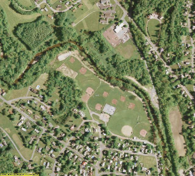 Washington County, NY aerial photography detail