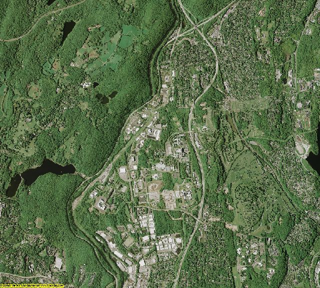 Westchester County, New York aerial photography