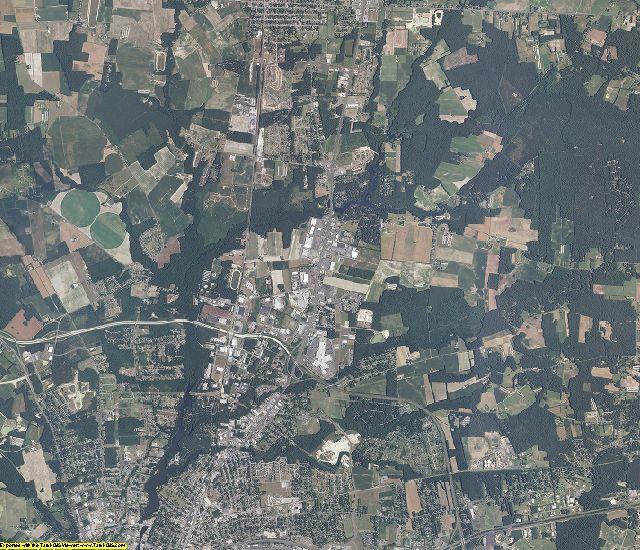 Wicomico County, Maryland aerial photography