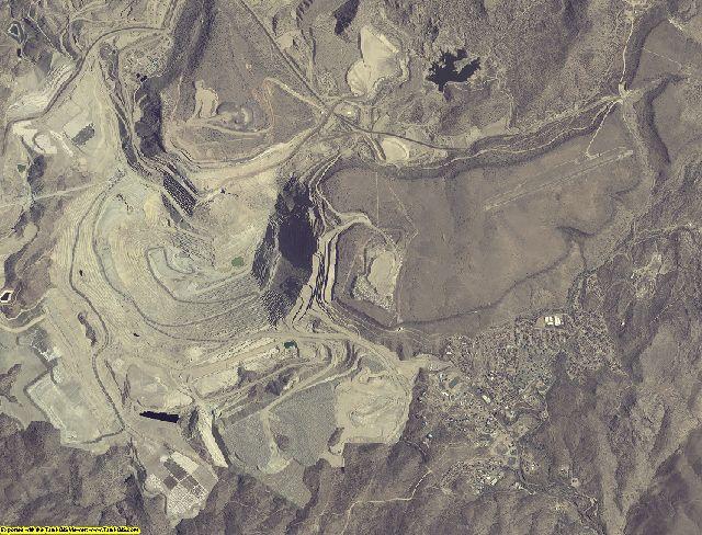 Yavapai County, Arizona aerial photography