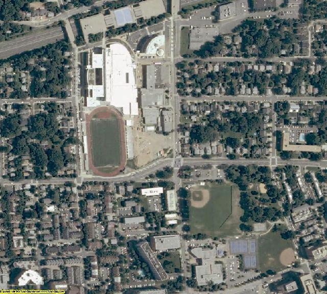 Arlington County, VA aerial photography detail