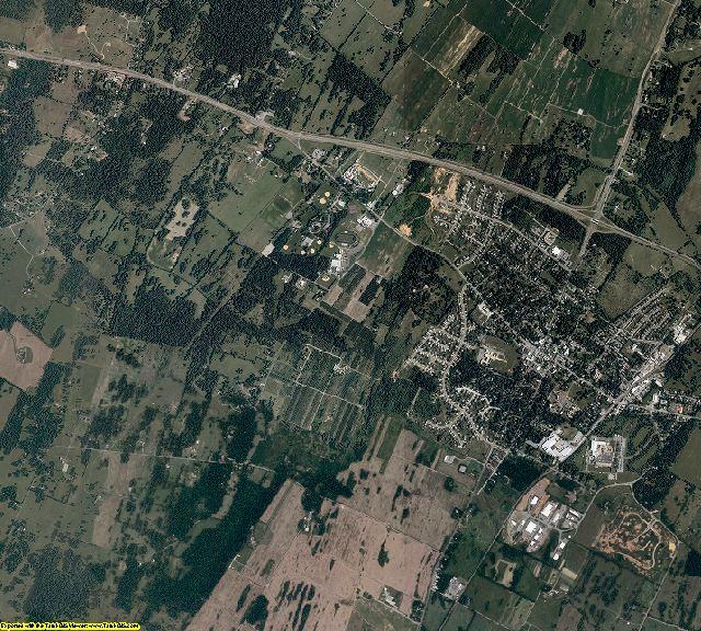 Clarke County, Virginia aerial photography