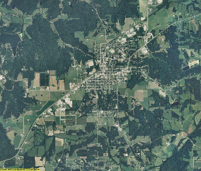 Gasconade County, Missouri aerial photography