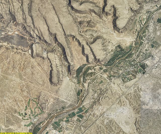 Sandoval County, New Mexico aerial photography