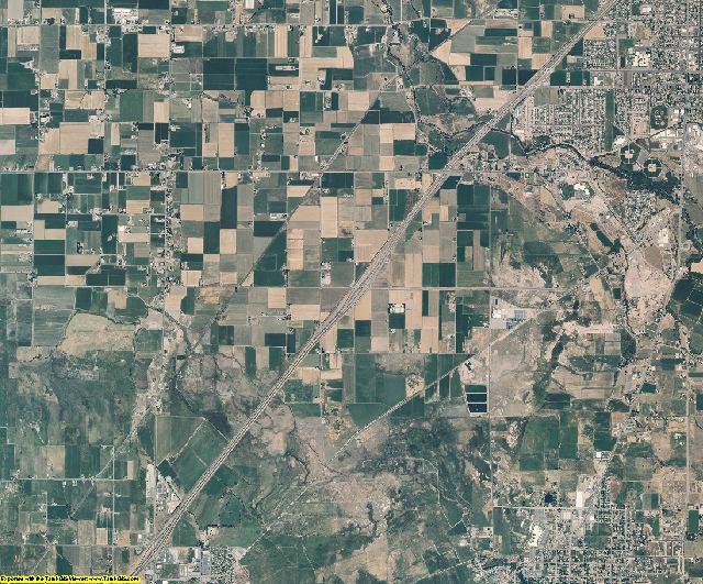 Utah County, Utah aerial photography
