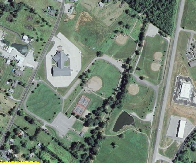 Washington County, MO aerial photography detail