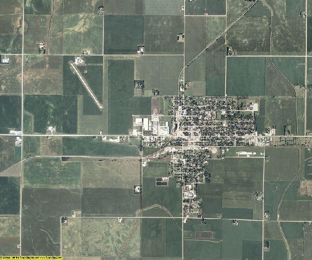 Wright County, Iowa aerial photography