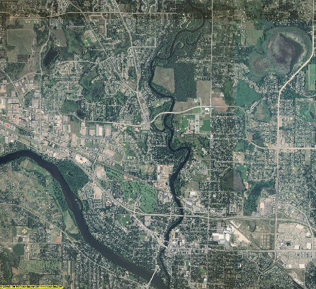 Minnesota aerial photography
