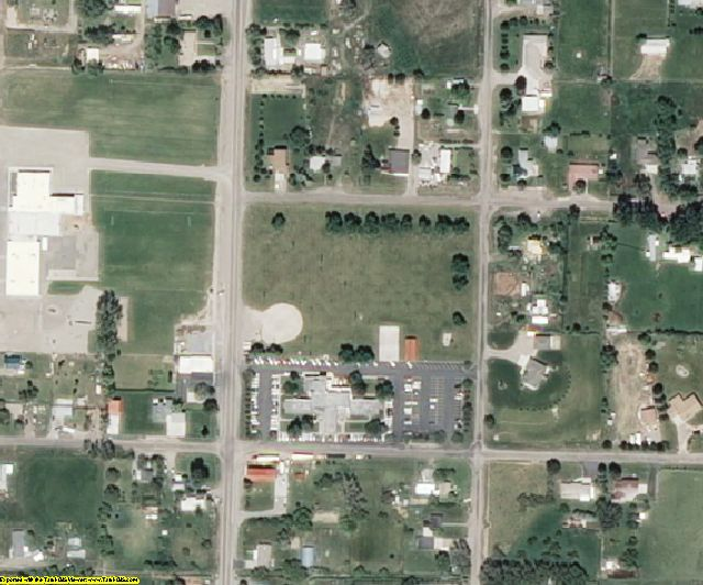 ID aerial photography detail