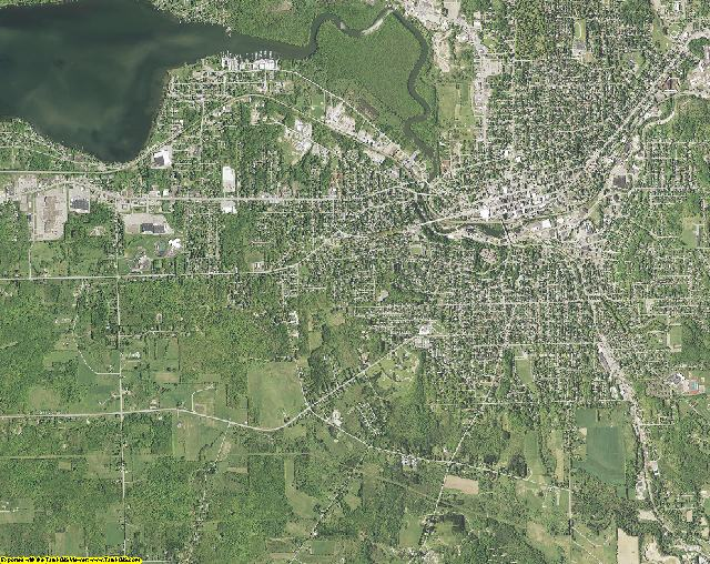Chautauqua County, New York aerial photography