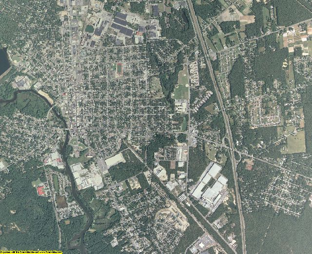 Cumberland County, New Jersey aerial photography
