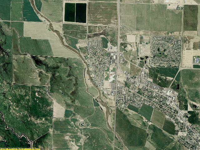 Douglas County, Nevada aerial photography