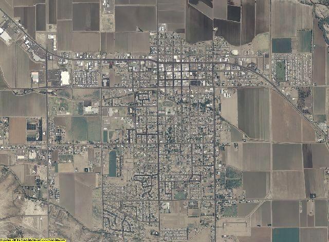 Graham County, Arizona aerial photography