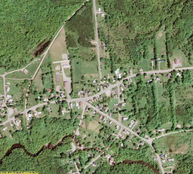 Herkimer County, NY aerial photography detail