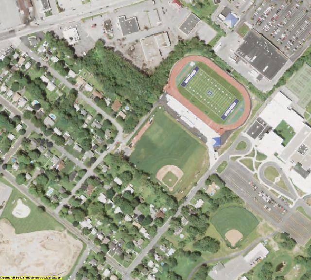 Orange County, NY aerial photography detail