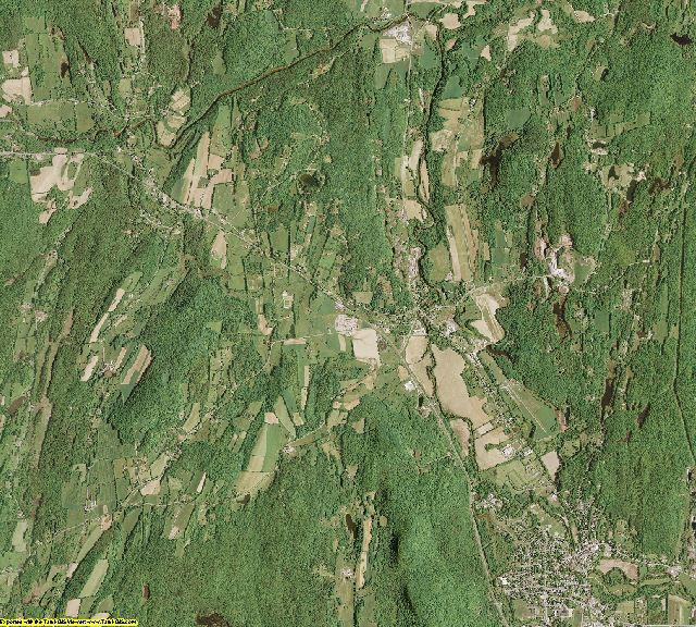Washington County, New York aerial photography