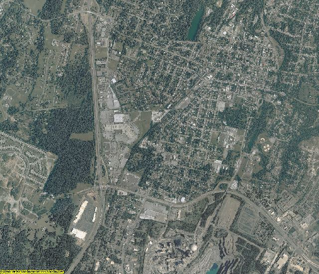Berkeley County, West Virginia aerial photography