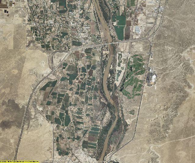 Bernalillo County, New Mexico aerial photography