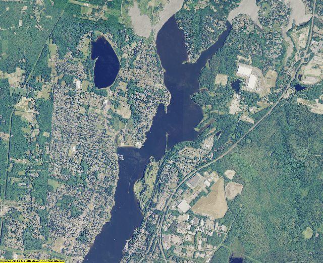 Bristol County, Massachusetts aerial photography
