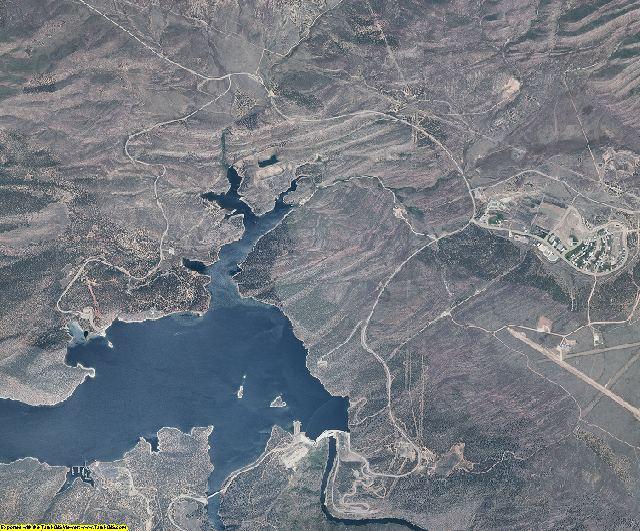 Daggett County, Utah aerial photography