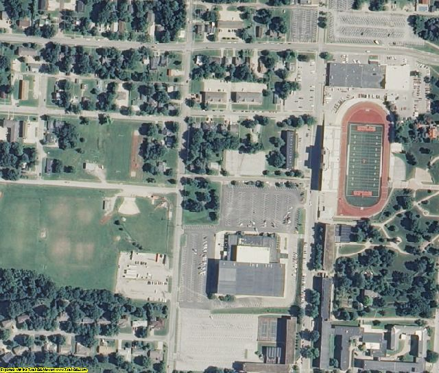 MO aerial photography detail