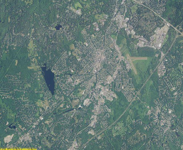 Norfolk County, Massachusetts aerial photography