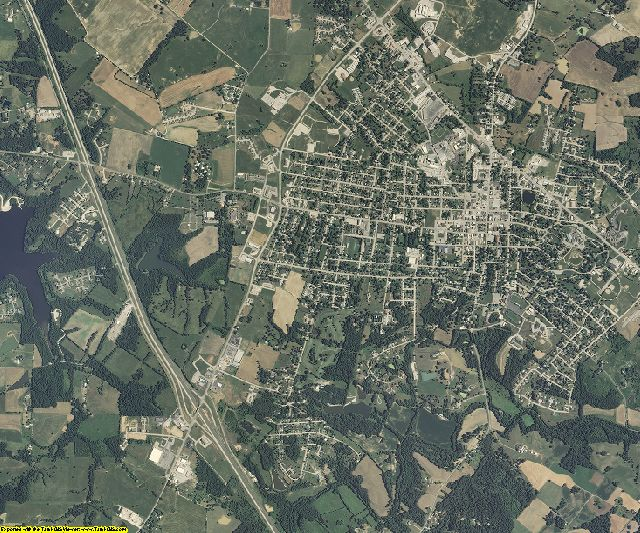 Perry County, Missouri aerial photography