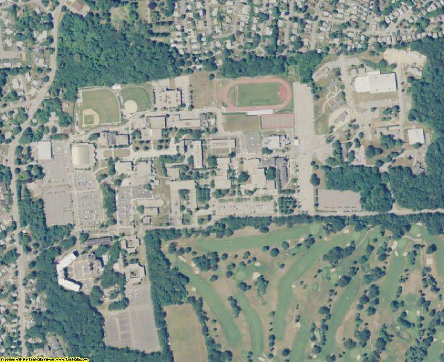 RI aerial photography detail