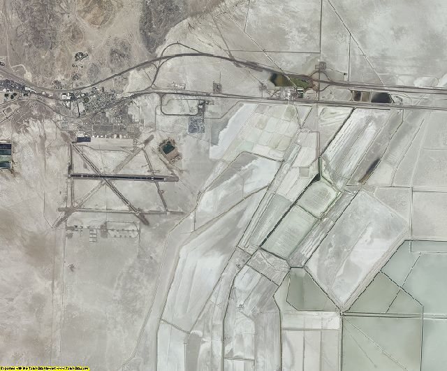Tooele County, Utah aerial photography
