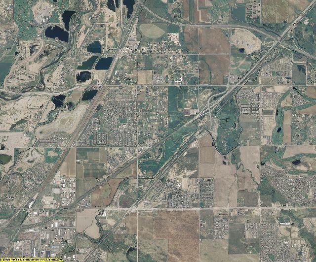 Colorado aerial photography