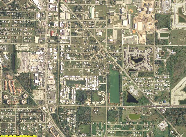 Charlotte County, Florida aerial photography