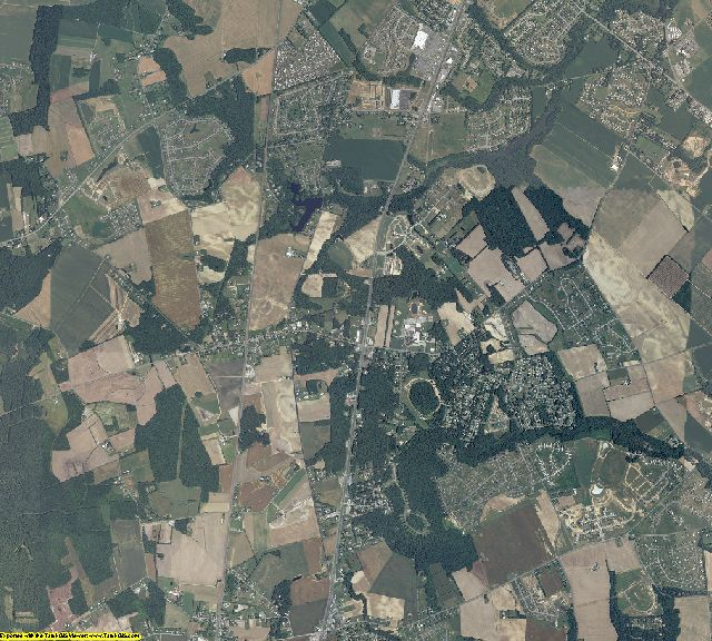 Kent County, Delaware aerial photography