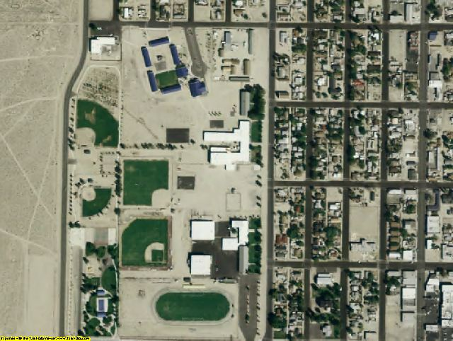 NV aerial photography detail