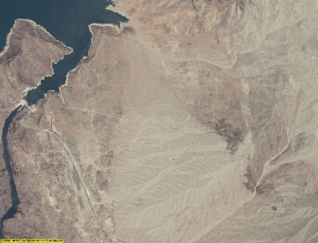 Arizona aerial photography