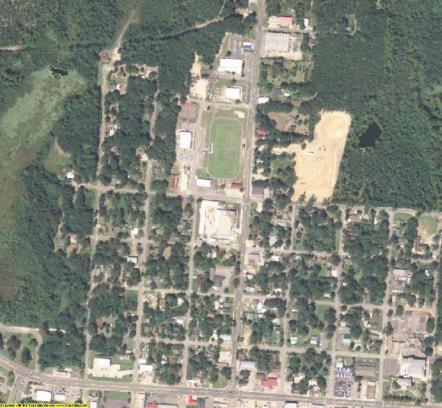 Walton County, FL aerial photography detail