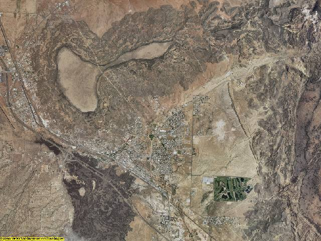 Cibola County, New Mexico aerial photography
