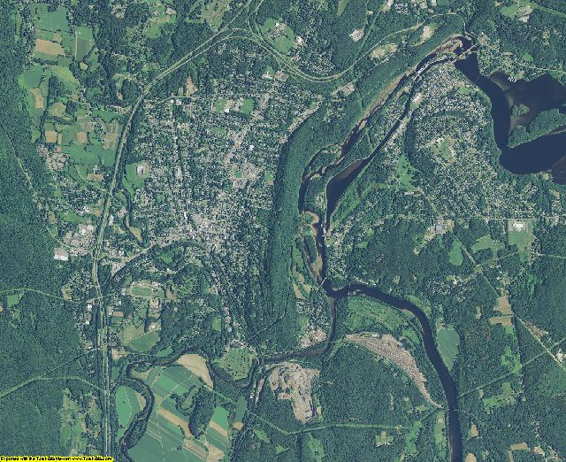 Massachusetts aerial photography