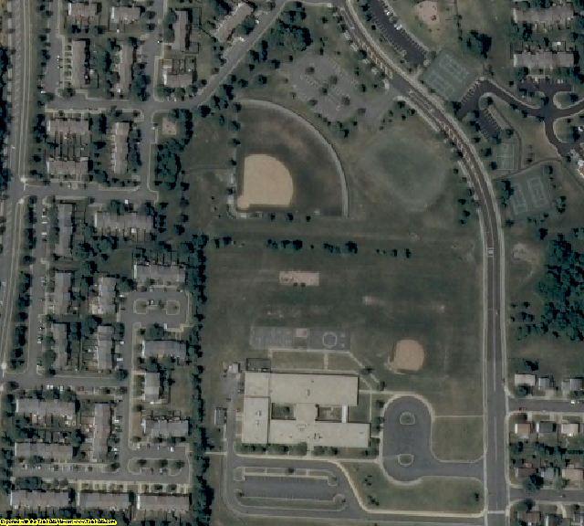 Loudoun County, VA aerial photography detail
