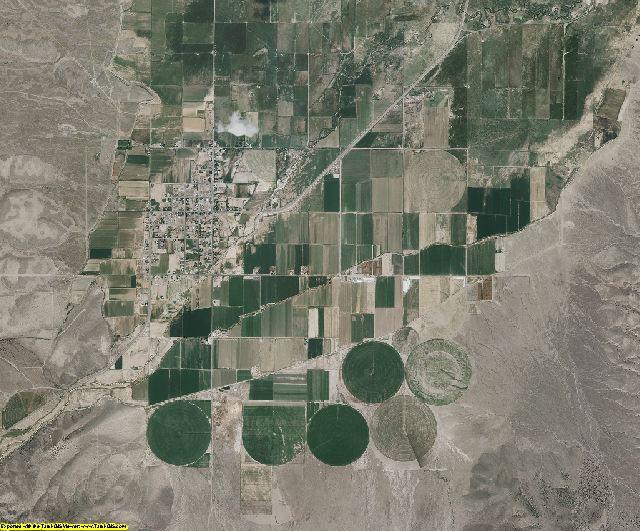 Piute County, Utah aerial photography