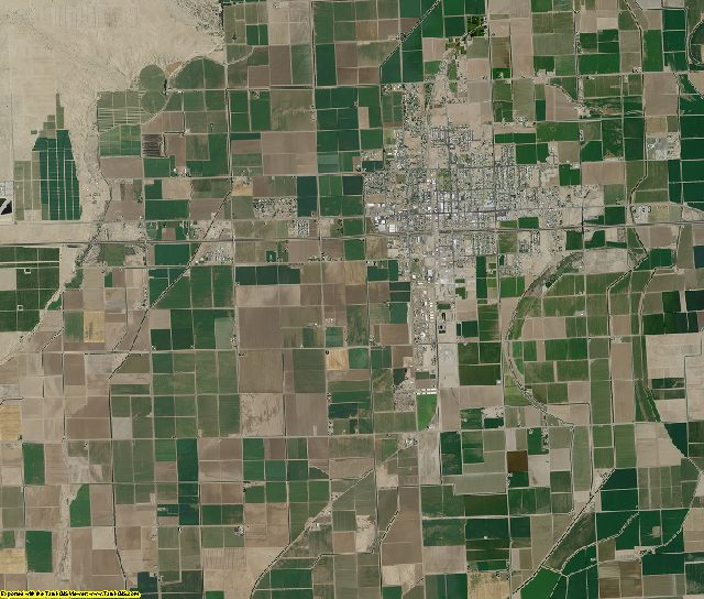 Riverside County, California aerial photography