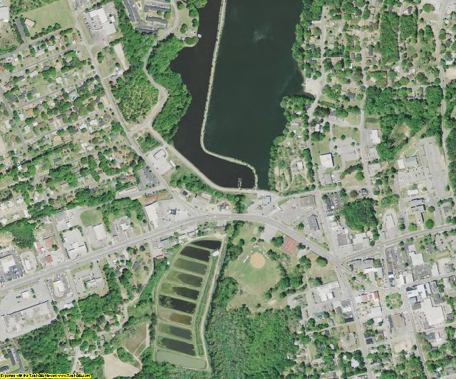 SC aerial photography detail